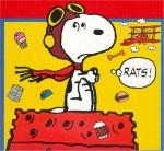 Snoopy-RedBavon