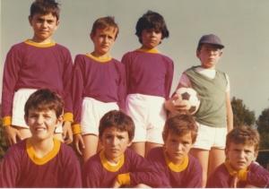 Claudio alla Scuola Calcio (Ripi - FR)