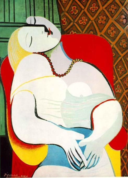 Il sogno (Picasso)