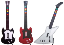 GUITAR HERO (Red Octane/Activision, 2005-2008)