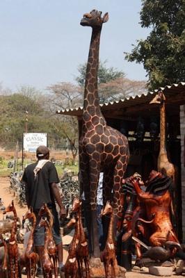 Giraffa del bisnonno Claudio