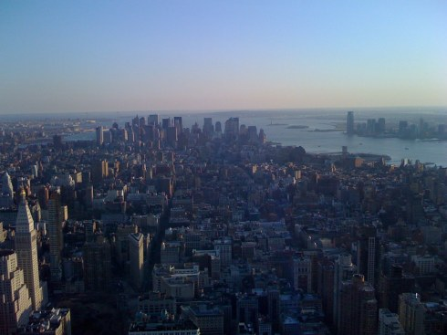 Dall'Empire State Building