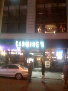 Carmine, VIP of NYC