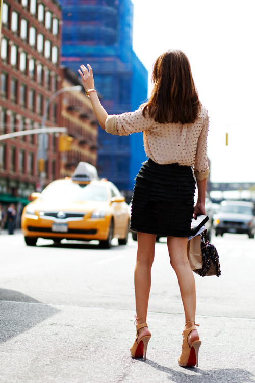 Immagine da www.thesartorialist.com