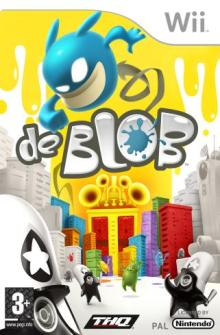 DE BLOB (Wii)
