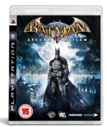 BATMAN: ARKHAM ASYLUM (PS3 e Xbox360)