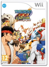 Tatsunoko vs Capcom Ultimate All Stars (Wii)
