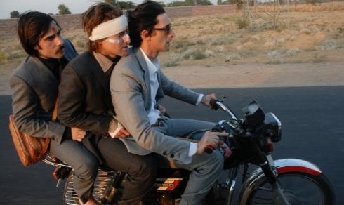 Immagine tratta dal film: Il treno per il Darjeeling.