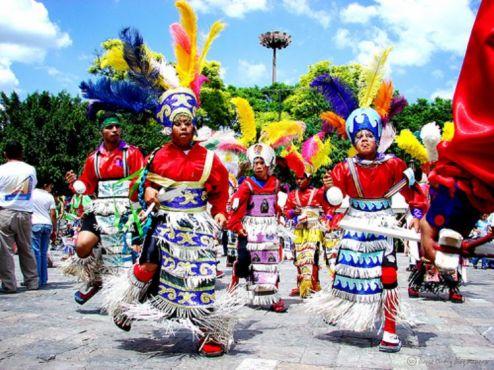 Messico: Aguascalientes - Danza de Matachines (c)Hipnos