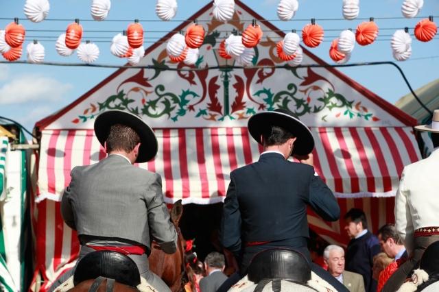 Spagna: Siviglia Feria de Abril