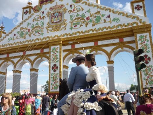 Spagna: Siviglia - Feria de Abril