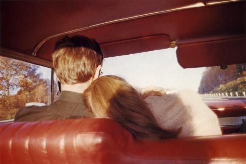 Foto di Nan Goldin pubblicata in The Ballad of Sexual Dependency © 1986