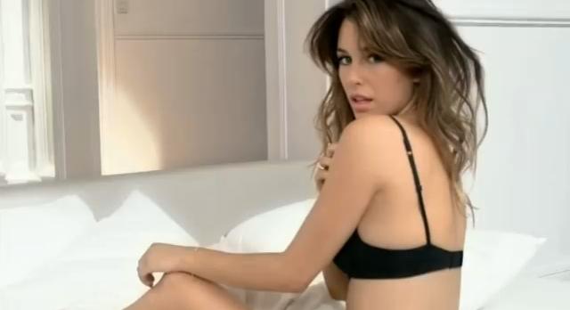 Blanca Suarez per campagna promozionale Intimissimi 2013