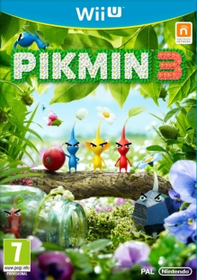 Pikmin 3 (Nintendo Wii U)