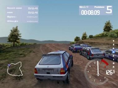 Colin McRae 2.0 (PC): la mitica Lancia Delta