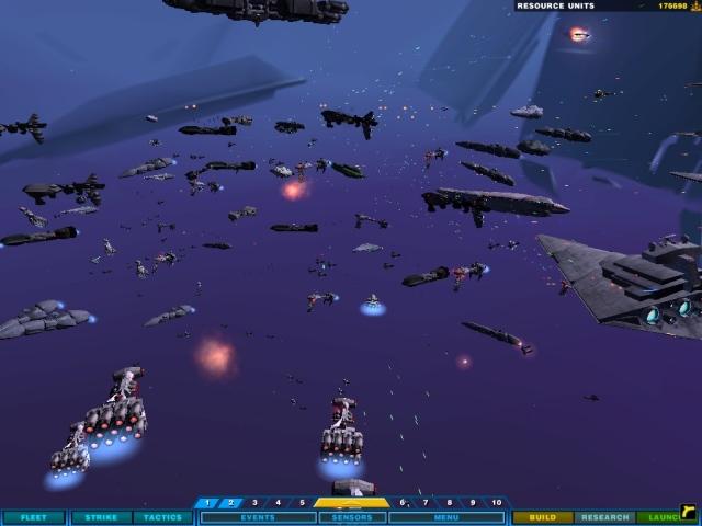 Immagine tratta da Homeworld Star Wars Mod