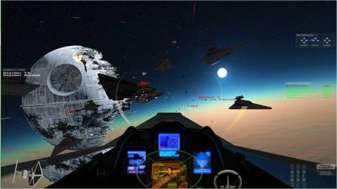 Immagine da Star Wars: The Original Trilogy Mod (Freescape 2 Open Source mod)