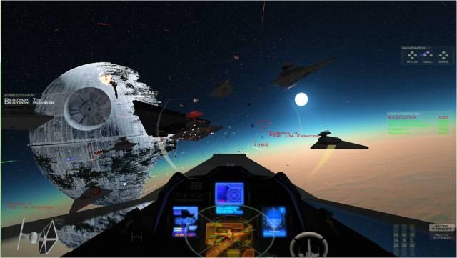 Immagine da Star Wars: The Original Trilogy Mod (Freescape 2 Open Source mod)