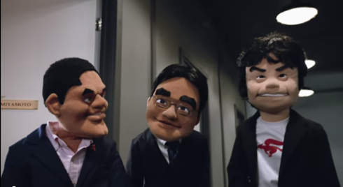 E3 2015 Nintendo Muppets