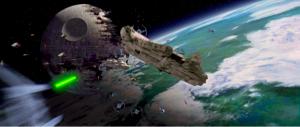 IL videogioco di Star Wars te lo dò io! Millennium Falcon