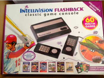 Intellivision Flashback