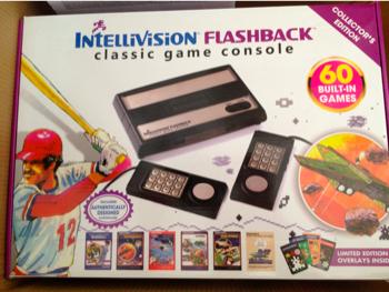 Intellivision Flashback