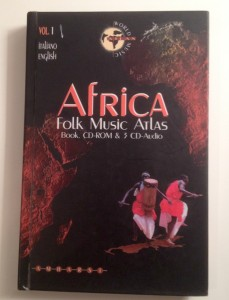 Copertina Africa Folk Music Atlas