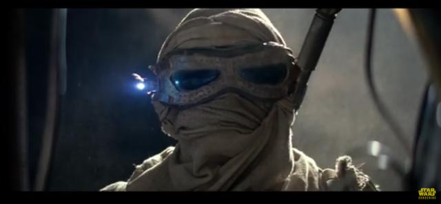 Fotogramma n.1 Star Wars VII: analisi (poco seria) del trailer #3