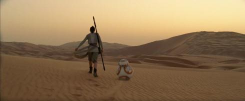 Fotogramma n.3 Star Wars VII: analisi (poco seria) del trailer #3