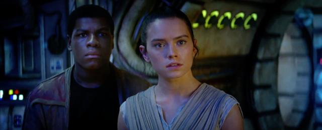Fotogramma n.12 di Star Wars VII: analisi (poco seria) del trailer #3