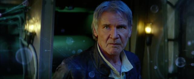 Fotogramma n.13 di Star Wars VII: analisi (poco seria) del trailer #3
