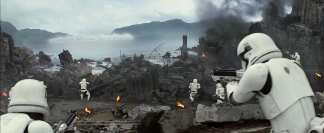 Fotogramma n.15 di Star Wars VII: analisi (poco seria) del trailer #3