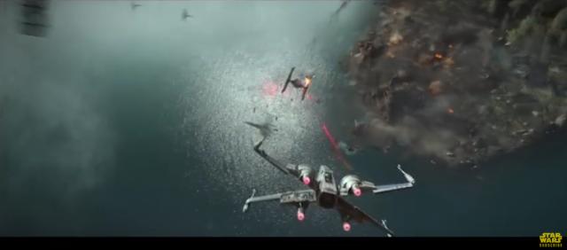 Fotogramma n.17 di Star Wars VII: analisi (poco seria) del trailer #3