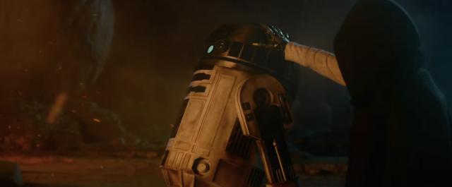 Fotogramma n.19 di Star Wars VII: analisi (poco seria) del trailer #3