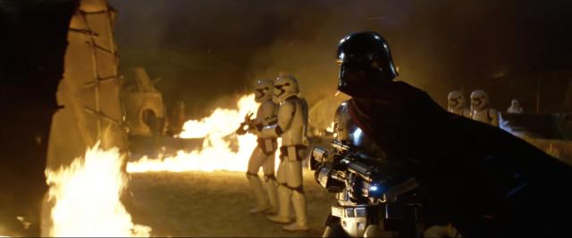 Fotogramma n.20 di Star Wars VII: analisi (poco seria) del trailer #3