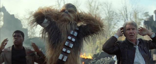 Fotogramma n.21 di Star Wars VII: analisi (poco seria) del trailer #3