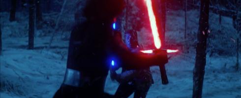Fotogramma n.25 di Star Wars VII: analisi (poco seria) del trailer #3