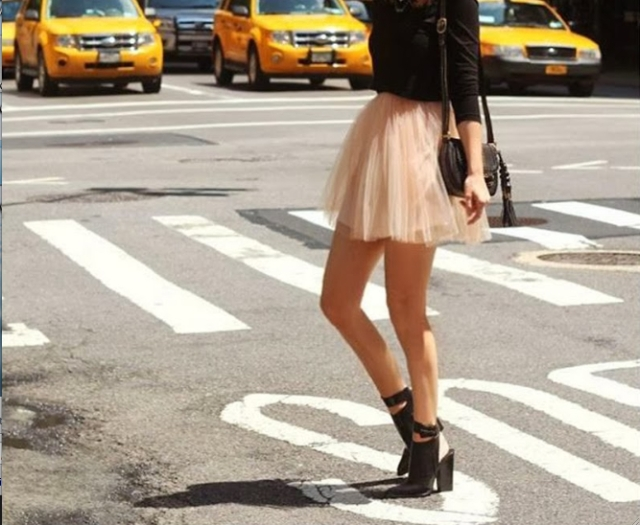 gonna street style