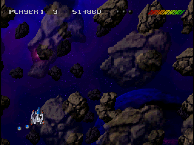 [Livello 3] Giocare a nascondino tra gli asteroidi non vi salverà