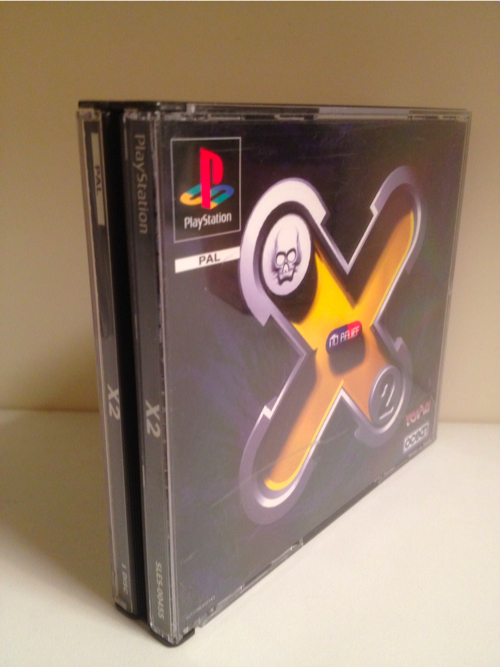 X2 © 1997, Team17 per Sony PlayStation