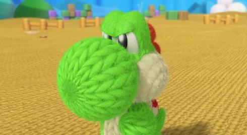 Anche Yoshi è contrariato visto che i nanerottoli tendono a farlo schattare in 50 milioni sfumature di modi diversi