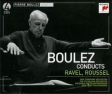 Bolero di Maurice Ravel - New York PO / Pierre Boulez