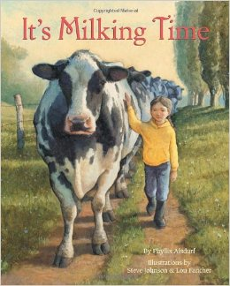 Its-milking-time