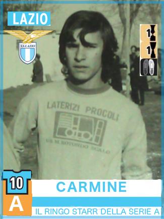 Carmine-Figurina