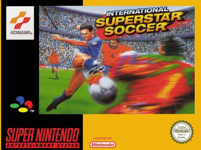 International Superstar Soccer (versione europea)