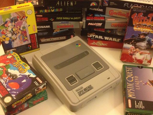 Questo è il mio Super Nintendo. Ce ne sono tanti come lui, ma questo è il mio Super Nintendo!