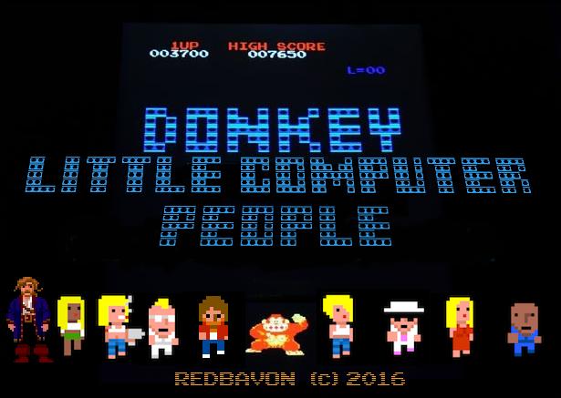 Donkey-Little-Computer-People by RedBavon, 2016 - redbavon.wordpress.com