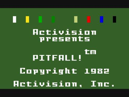 pitfall-intellivision-screenshot-title-screen