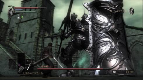 Questo boss sta rovinando l'idillio tra Demon's Souls e me. Questo boss mi sta antipatico, ma vaglielo a dire...