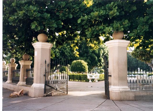 Valladolid - L'entrata dello zocalo